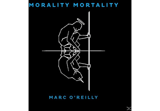 Marc O'reilly - Morality Mortality (Ltd.Digipak) - (CD)