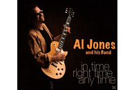 Al Jones And His Band - In time right time any time [CD]