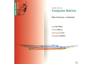 Conjunto Iberico - Cello Octet Conjunto Iberico - (CD)