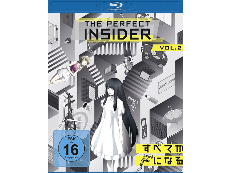 The Perfect Insider - Vol. 2 [Blu-ray]