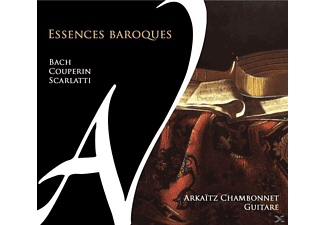 Arkaitz Chambonnet - Essences Baroques - (CD)
