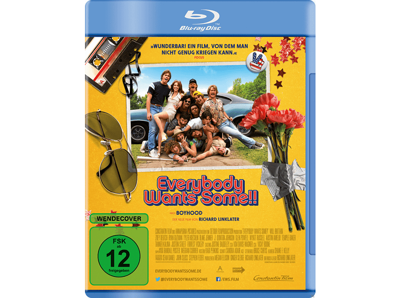Everybody Wants Some!! [Blu-ray]