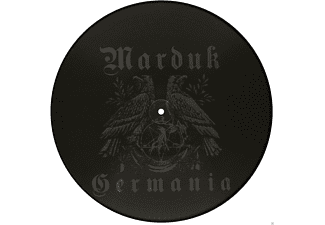 Marduk - Germania (Picture Vinyl) - (Vinyl)