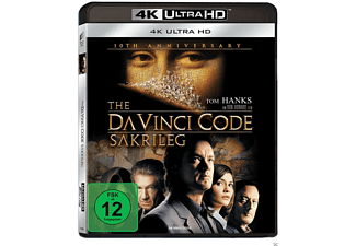 The Da Vinci Code - Sakrileg - (4K Ultra HD Blu-ray)