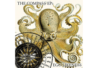 Ego Likeness - The Compass Eps - (CD)