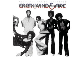 Earth, Wind & Fire - That's the Way of the World (CD)