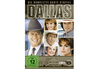 Dallas - 8.Staffel (Neu) - (DVD)