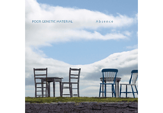 Poor Genetic Material - Absence - (CD)