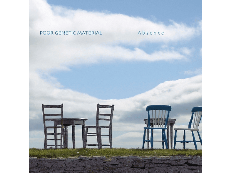 Poor Genetic Material - Absence [CD]