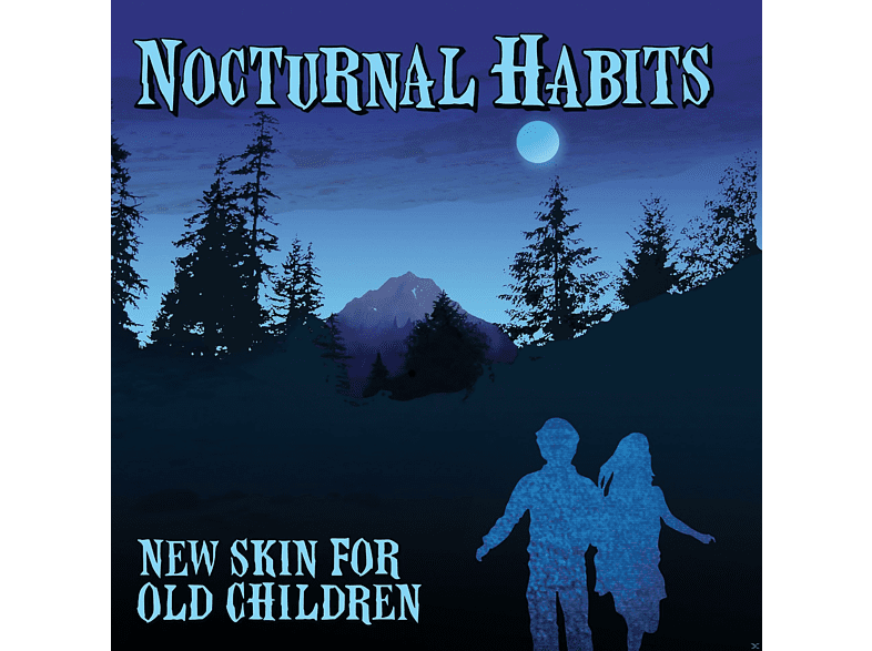 Nocturnal Habits - New Skin For Old Children [Vinyl]