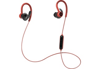 JBL Reflect Contour, In-ear Kopfhörer, Headsetfunktion, Bluetooth, Rot