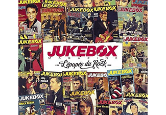 VARIOUS - Jukebox-The History Of Rock - (CD)