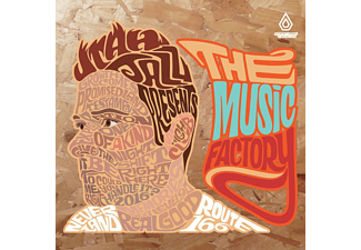 Utah Jazz - The Music Factory - (CD)