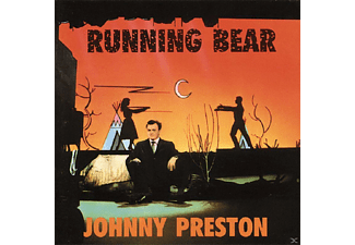 Johnny Preston - Running Bear - (CD)