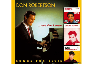 Don Robertson - ...And Then I Wrote- - (CD)