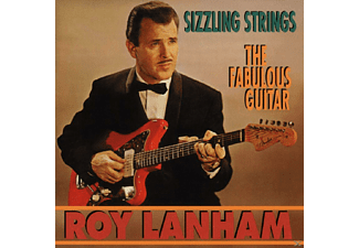 Roy Lanham - Sizzling Strings/The Fabulou - (CD)