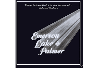 Emerson, Lake & Palmer - Welcome Back My Friends To Theshow That Never Ends - (Vinyl)