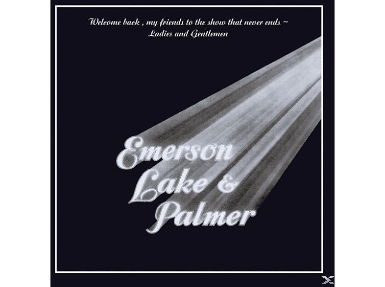 Emerson, Lake & Palmer - Welcome Back My Friends To Theshow That Never Ends [Vinyl]