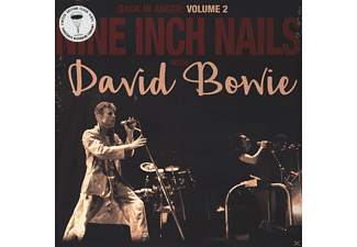 Nine Inch Nails, David Bowie - Back In Anger: Volume 2 - (Vinyl)