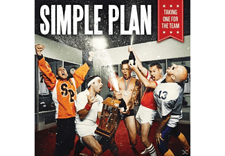Simple Plan - Taking One For The T - (Vinyl)