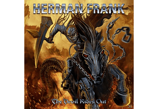 Herman Frank - The Devil Rides Out (Gtf.Color Vinyl) - (Vinyl)