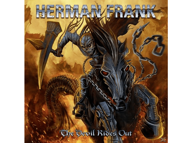 Herman Frank - The Devil Rides Out (Gtf.Color Vinyl) [Vinyl]