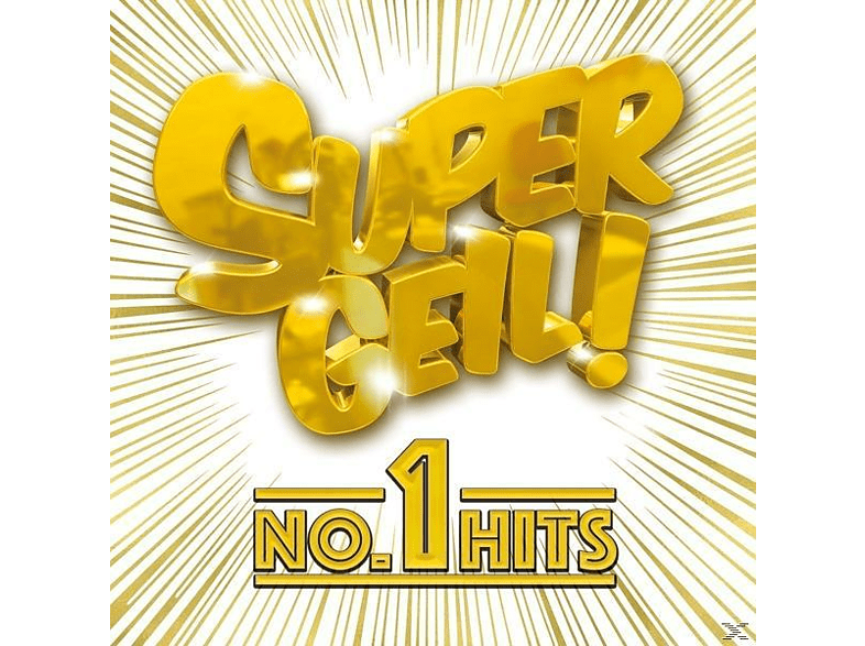 VARIOUS - Supergeil!-No.1 Hits [CD]