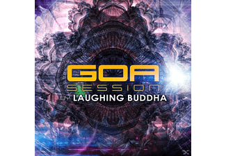 VARIOUS - Goa Session-By Laughing Buddha - (CD)