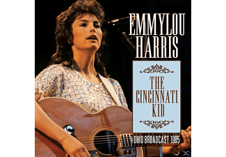 Emmylou Harris - The Cincinnati Kid - (CD)