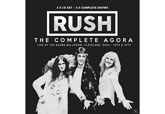 Rush - The Complete Agora - (CD)