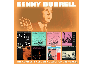 Kenny Burrell - The Complete Albums Collection: 1957-1962 - (CD)