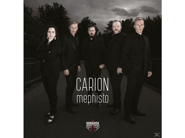 Carion - Mephisto [CD]