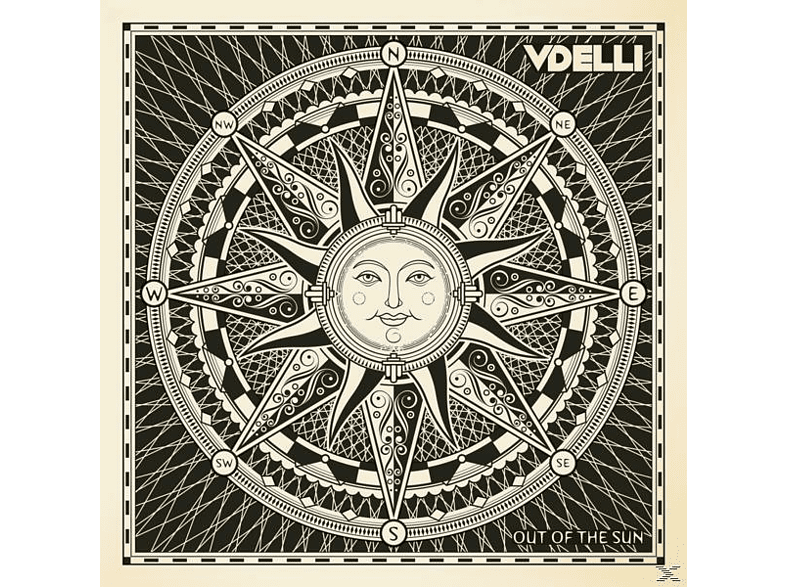 Vdelli - Out Of The Sun [CD]