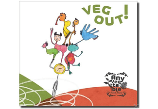 Any Vegetable: Veg Out! - Veg Out! - (CD)