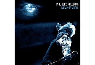 Phil -freedom- Bee - Memphis Moon - (CD)