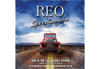 Reo Speedwagon - Back On The Road Again (Live Radio Broadcast 1981) - (CD)