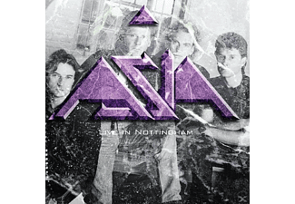 Asia - Live In Nottingham - (CD)