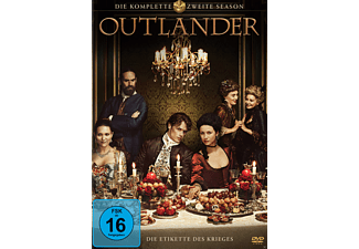 Outlander - Staffel 2 - (DVD)