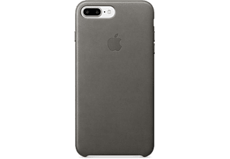 APPLE iPhone 7 Plus Leather Case Storm Grey - (MMYE2ZM/A)
