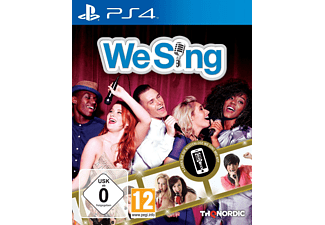 We Sing - PlayStation 4
