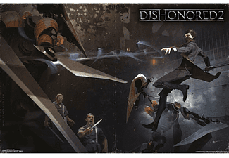 Dishonored 2 Poster Battle