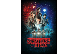Stranger Things Poster Winona Ryder