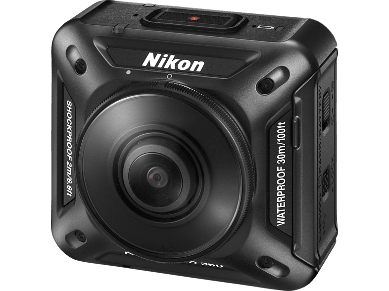 NIKON KeyMission360 Action Cam 4k UHD, Full HD , WLAN