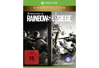 RAINBOW SIX SIEGE GOLD EDITION - Xbox One