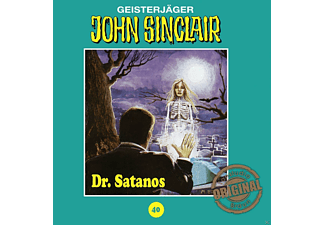 Dr.Satanos - 1 CD - Horror