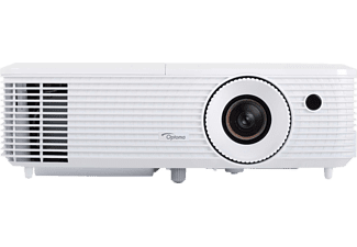 OPTOMA HD 27, DLP, Beamer, Full-HD, 1.920 x 1.080 Pixel, 3200 ANSI Lumen, 25000:1, 3D