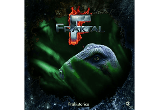 Fraktal 3-Prähistorica - 1 CD - Science Fiction/Fantasy