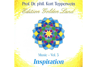 Inspiration, Vol.3 - 1 CD - Sonstige