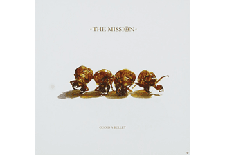 The Mission - God Is A Bullet - (CD)