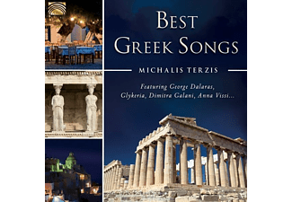 Terzis Michalis - Best Greek Songs - (CD)